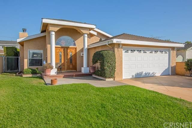 17022 S Berendo Avenue, Gardena, CA 90247 (#SR20238205) :: Bathurst Coastal Properties
