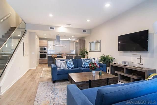 3642 7th Ave, San Diego, CA 92103 (#200051401) :: Crudo & Associates