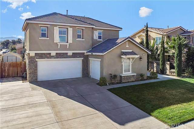 5142 Nightsky Place, Palmdale, CA 93552 (#SR20238284) :: eXp Realty of California Inc.