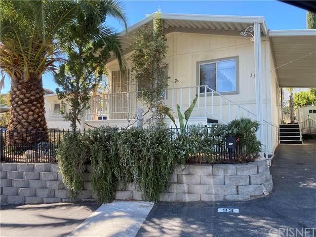 30000 Hasley Canyon Road #33, Castaic, CA 91384 (#SR20206441) :: Crudo & Associates