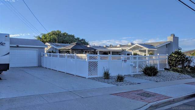 6150 Bob St, La Mesa, CA 91942 (#200051512) :: Zutila, Inc.