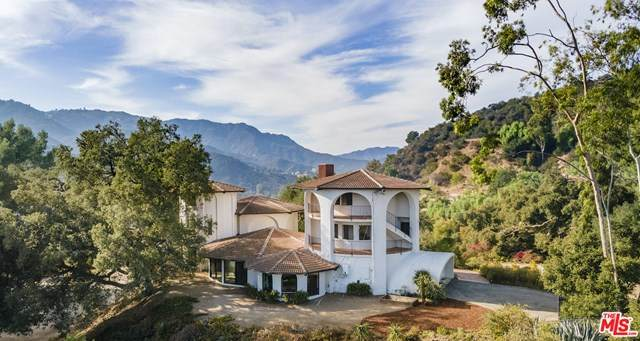 21423 Colina Drive, Topanga, CA 90290 (#20659278) :: American Real Estate List & Sell
