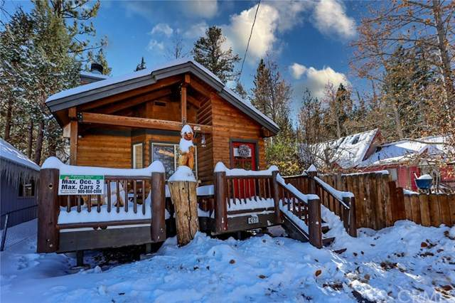 42577 Falcon Avenue, Big Bear, CA 92315 (#EV20238964) :: Bathurst Coastal Properties