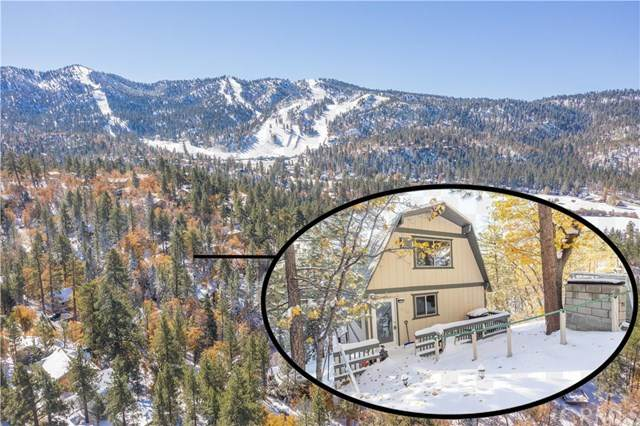 813 Butte Avenue, Big Bear, CA 92315 (#OC20239274) :: Bathurst Coastal Properties