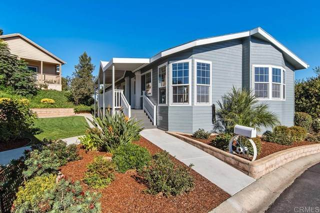 525 W El Norte Parkway Spc 86, Escondido, CA 92026 (#NDP2002563) :: The Costantino Group | Cal American Homes and Realty