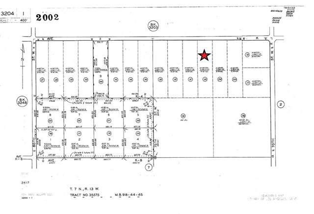 0 Vac/Ave K/Vic 72 Stw, Del Sur, CA 93536 (#SW20239445) :: Jessica Foote & Associates