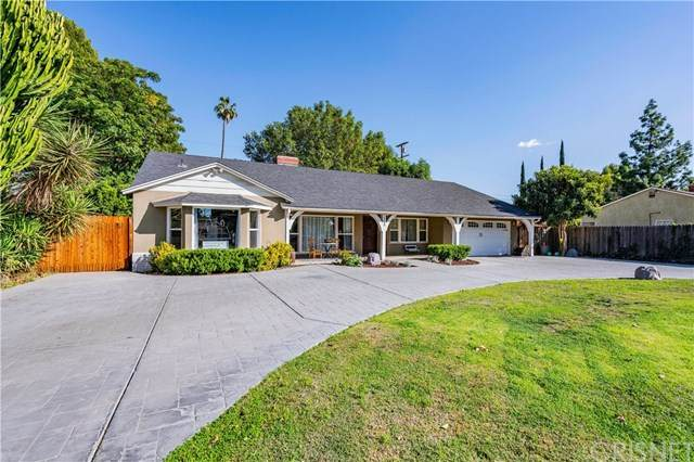 6440 Firmament Avenue, Van Nuys, CA 91406 (#SR20239346) :: American Real Estate List & Sell
