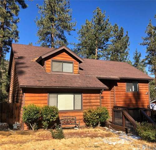 1666 Linnet Road, Wrightwood, CA 92397 (#CV20239552) :: American Real Estate List & Sell
