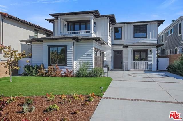3838 Lenawee Avenue, Culver City, CA 90232 (#20659392) :: RE/MAX Masters