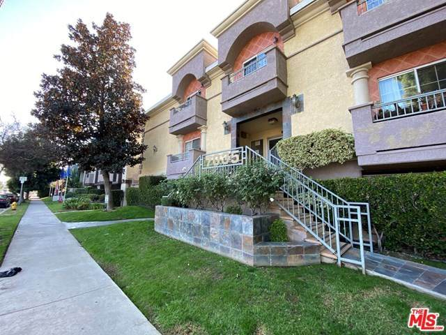 7035 Woodley Avenue #215, Van Nuys, CA 91406 (#20659246) :: Steele Canyon Realty