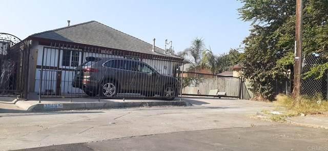 3545 Pardee Pl Alley #0, San Diego, CA 92113 (#PTP2001455) :: Crudo & Associates