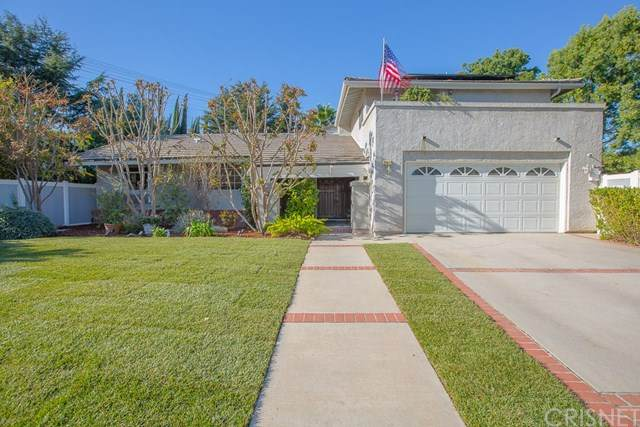 20847 Kingsbury Street, Chatsworth, CA 91311 (#SR20240026) :: American Real Estate List & Sell