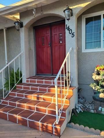 1405 Scott Drive, National City, CA 91950 (#PTP2001476) :: American Real Estate List & Sell
