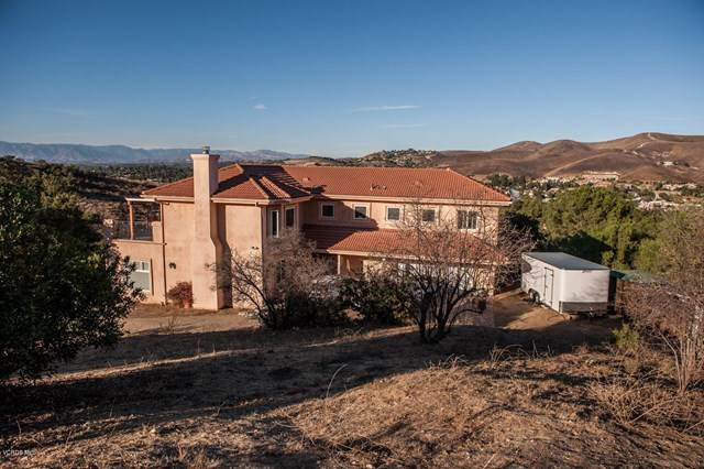 312 Manzanita Lane, Thousand Oaks, CA 91361 (#220010981) :: American Real Estate List & Sell