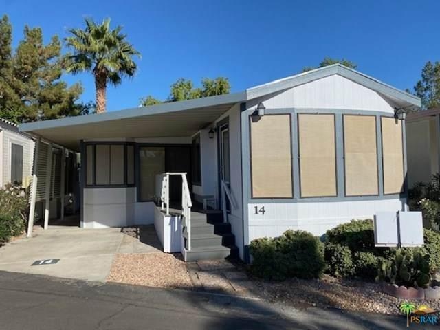 69801 Ramon Road #14, Cathedral City, CA 92234 (#20654760) :: Bathurst Coastal Properties