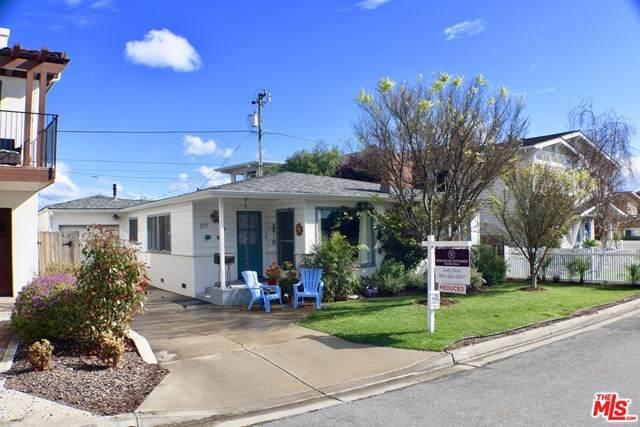 177 Seaview Avenue, Pismo Beach, CA 93449 (#20660214) :: Crudo & Associates