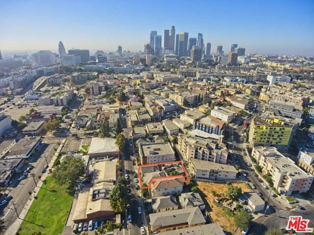 823 Cleveland Street, Los Angeles (City), CA 90012 (#20660336) :: Steele Canyon Realty