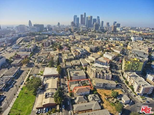 823 Cleveland Street, Los Angeles (City), CA 90012 (#20660336) :: Bathurst Coastal Properties
