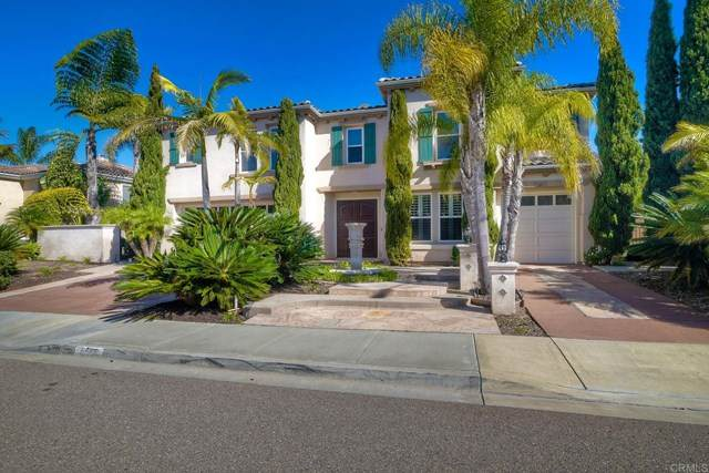 6568 Coneflower Dr., Carlsbad, CA 92011 (#NDP2002659) :: American Real Estate List & Sell