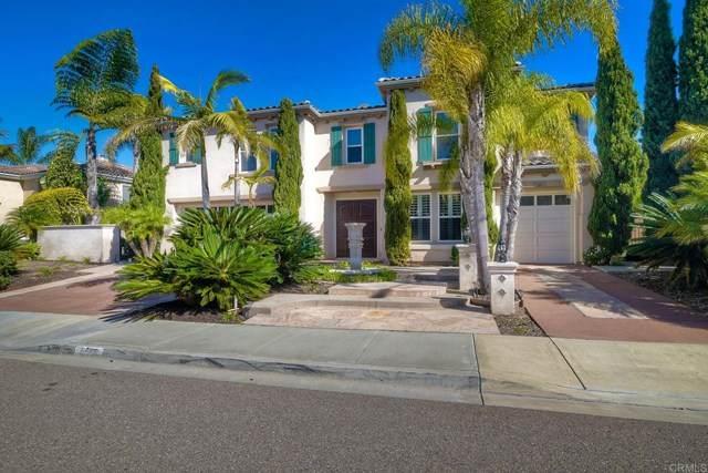 6568 Coneflower Dr., Carlsbad, CA 92011 (#NDP2002659) :: Bathurst Coastal Properties