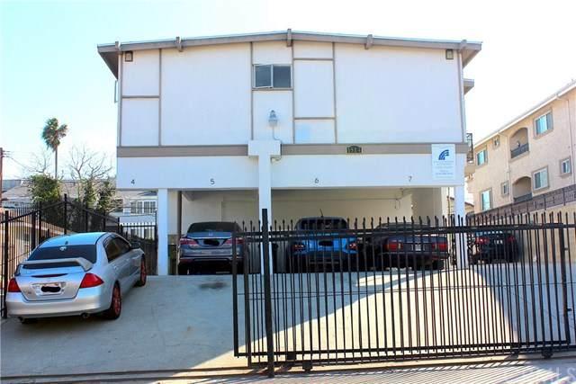 1514 W 205th Street, Torrance, CA 90501 (#SB20240955) :: American Real Estate List & Sell
