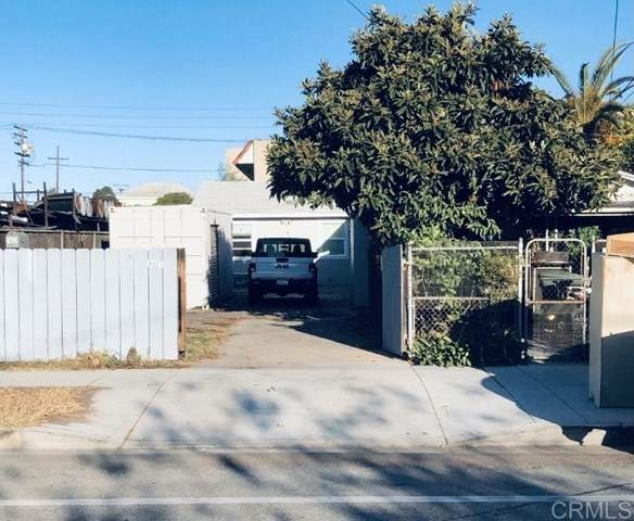 1419-21 Coolidge Avenue, National City, CA 91950 (#PTP2001493) :: The Costantino Group | Cal American Homes and Realty