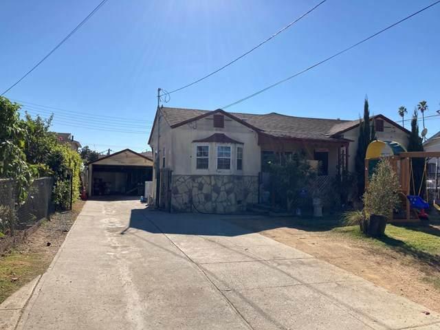 4120 102nd Street, Inglewood, CA 90304 (#220010996) :: Steele Canyon Realty