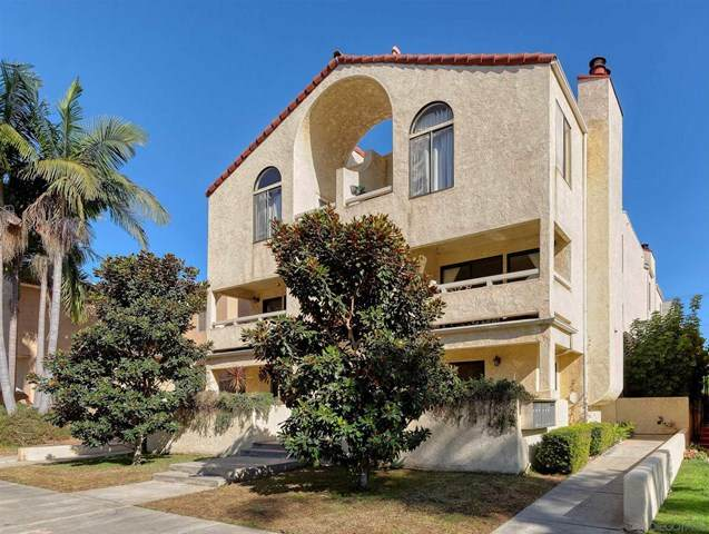 3629 3rd Avenue #6, San Diego, CA 92103 (#200051850) :: The Costantino Group | Cal American Homes and Realty