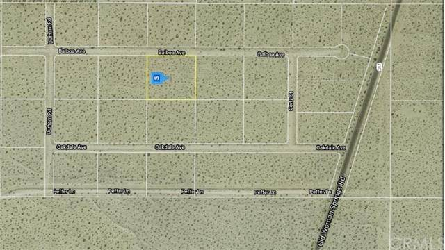 0 Balboa Avenue, Lucerne Valley, CA 92356 (#OC20241226) :: American Real Estate List & Sell