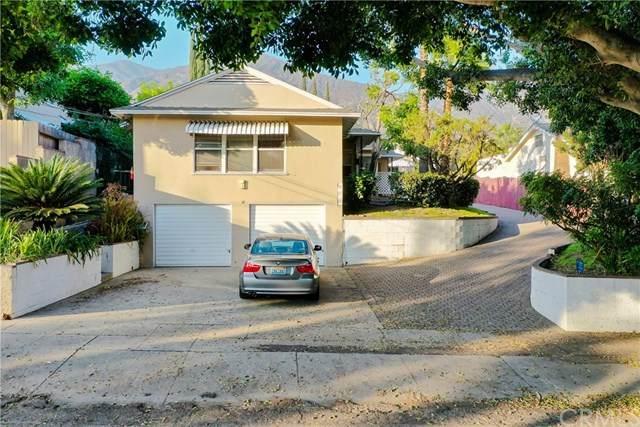 55 E Highland Avenue, Sierra Madre, CA 91024 (#AR20241301) :: American Real Estate List & Sell