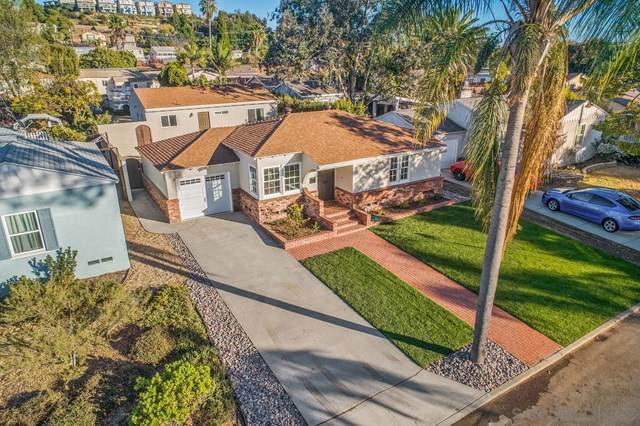 4033 Violet Street, La Mesa, CA 91941 (#200051887) :: The Costantino Group | Cal American Homes and Realty