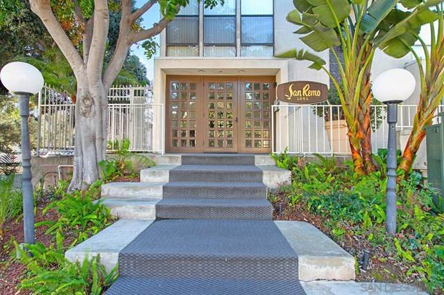 1251 Parker Place 2J, San Diego, CA 92109 (#200051893) :: Steele Canyon Realty