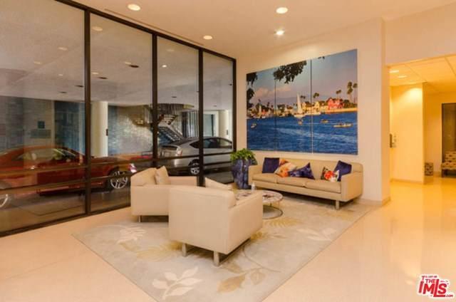 4316 Marina City Drive 302G, Marina Del Rey, CA 90292 (#20656612) :: Powerhouse Real Estate