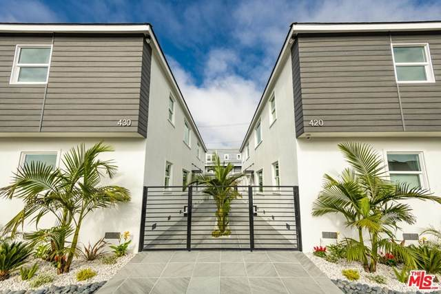 420 Hermosa Avenue, Hermosa Beach, CA 90254 (#20660766) :: American Real Estate List & Sell