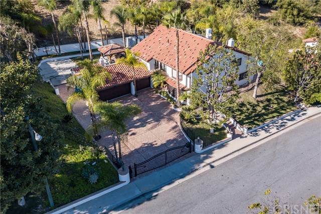 23705 Park Belmonte, Calabasas, CA 91302 (#SR20240759) :: American Real Estate List & Sell