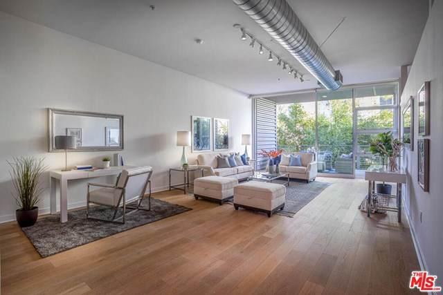 4080 Glencoe Avenue #215, Marina Del Rey, CA 90292 (#20660628) :: Powerhouse Real Estate