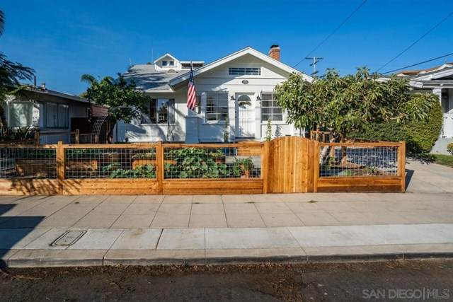 1136 Bush St, San Diego, CA 92103 (#200051975) :: The Costantino Group | Cal American Homes and Realty