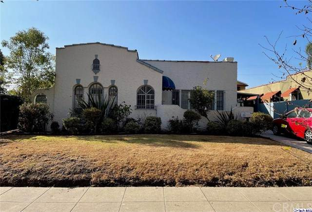 823-825 1/2 N Sycamore Avenue, Los Angeles (City), CA 90038 (#320004079) :: RE/MAX Masters