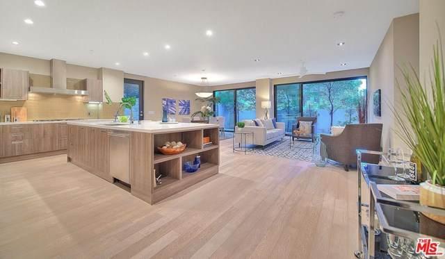432 N Oakhurst Drive #102, Beverly Hills, CA 90210 (#20660948) :: Powerhouse Real Estate