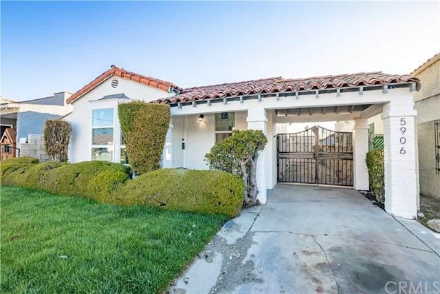 5906 5th Avenue, Los Angeles (City), CA 90043 (#OC20242248) :: Steele Canyon Realty
