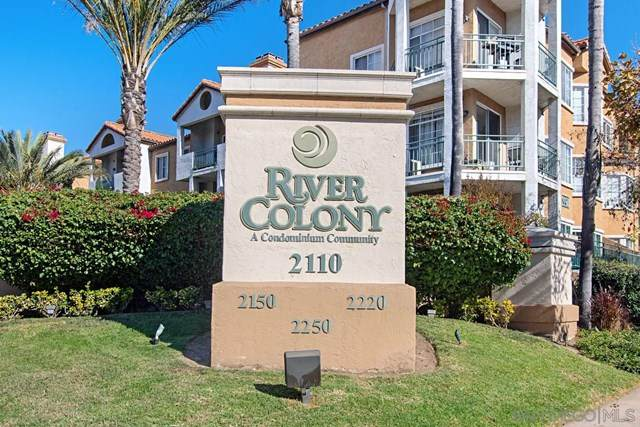 2150 Camino De La Reina Unit 101, San Diego, CA 92108 (#200052013) :: American Real Estate List & Sell