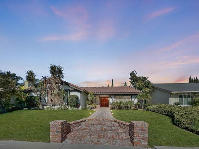 16027 Gledhill Street, North Hills, CA 91343 (#220011018) :: American Real Estate List & Sell
