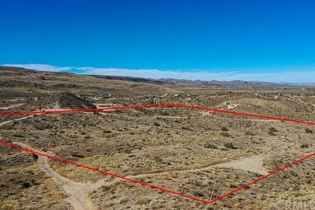 0 Terra Vista, Yucca Valley, CA 92284 (#JT20242612) :: Z Team OC Real Estate