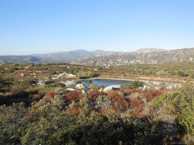 1388 Harris Ranch Rd., Potrero, CA 91963 (#200052039) :: American Real Estate List & Sell