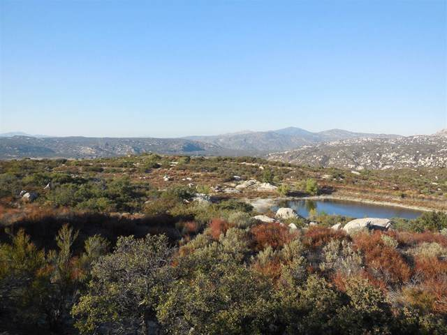 0 Harris Ranch Rd., Potrero, CA 91963 (#200052046) :: American Real Estate List & Sell