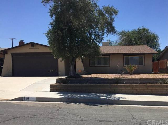 840 Palo Verde Drive, Barstow, CA 92311 (#JT20240067) :: The Costantino Group | Cal American Homes and Realty