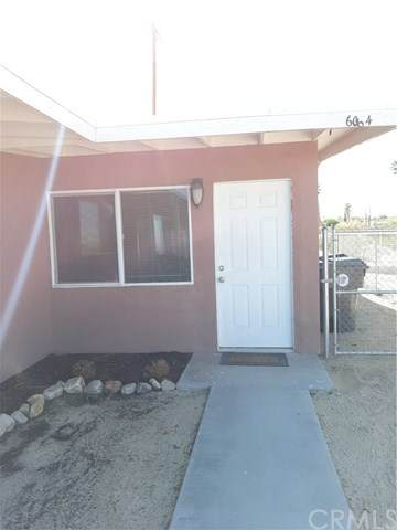 6062 Ocotillo Avenue, 29 Palms, CA 92277 (#JT20242813) :: RE/MAX Masters