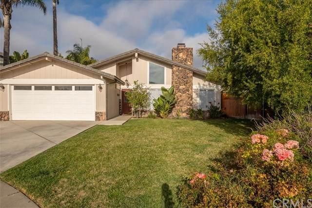 658 Woodland Court, Arroyo Grande, CA 93420 (#PI20242715) :: Crudo & Associates
