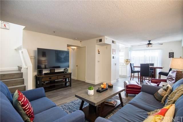 8834 Burnet Avenue #13, North Hills, CA 91343 (#SR20241888) :: American Real Estate List & Sell