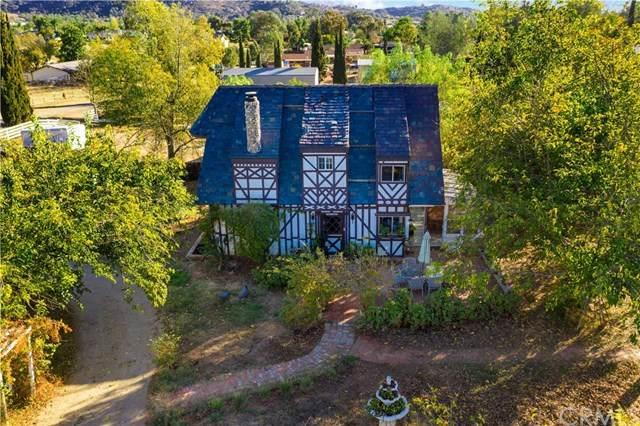 1541 Keyes Road, Ramona, CA 92065 (#SW20240849) :: American Real Estate List & Sell